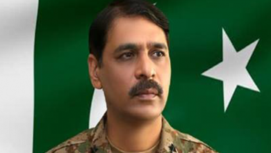 major general asif ghafoor news at girdopesh.com