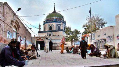 Shah Shams Tomb