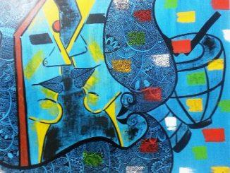 ghazal art