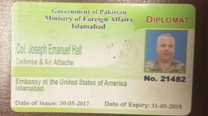 diplomate american