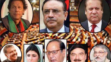 leaders parties