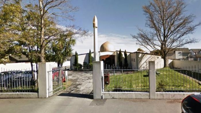 mosque christ church