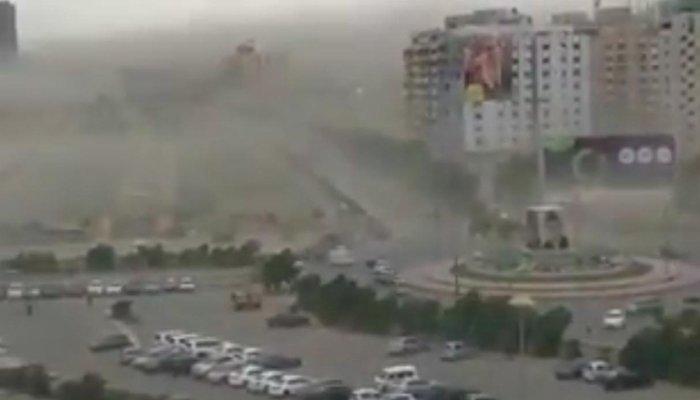 karachi dust