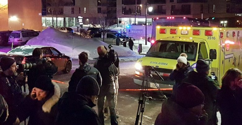 mosque attacked in canada 6 muslims killed news at girdopesh.com