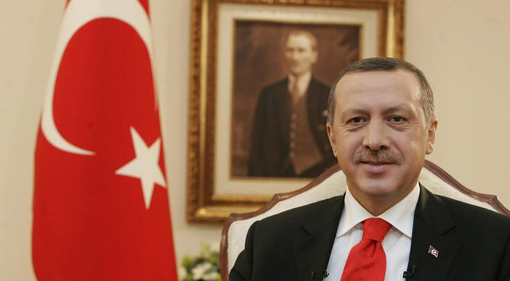 politics of turkeyand president rajab tayyab