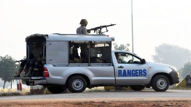 rangers deployment in punjab . news at girdopesh.com