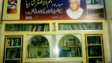 najam ul asghar shahia article at gird opesh.com