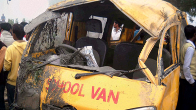 school van truck accident lyyah news at girdopesh.com