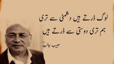 habib jalib poem at girdopesh.com