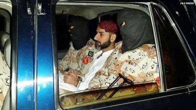 uzair baloch arrested news at girdopesh.com