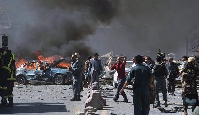 kabul blast news girdopesh.com