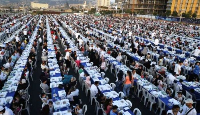 iftar tabel world record girdopesh.com