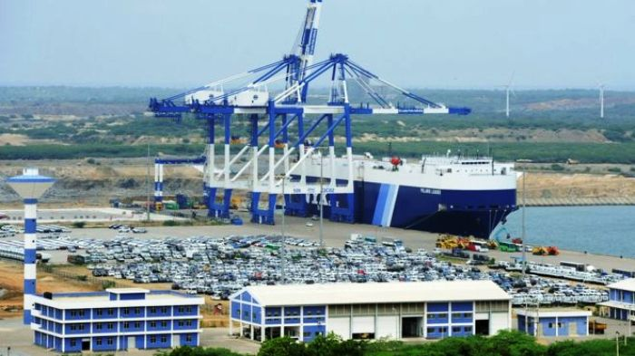 Hanbantota Port