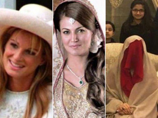 imran wifes