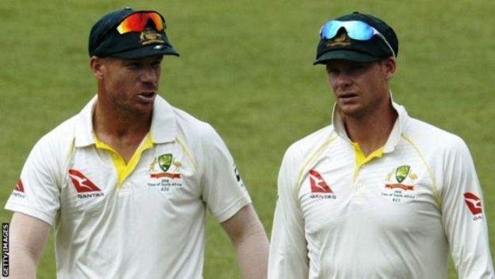 australia-cricket- steve smith david warner