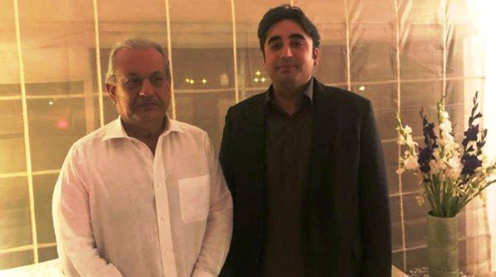 bilawal and raza rabbani