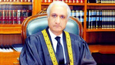 justice ejaz ul ehssan