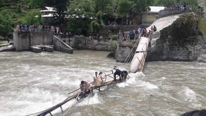 bridge colapse
