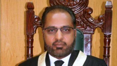 justice shokat aziz siddiqi