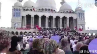 china mosque