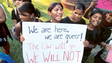 india homosex right