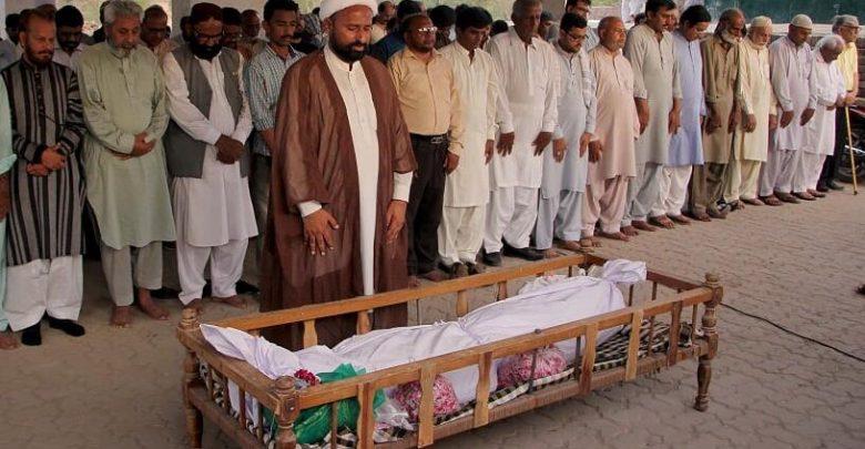 iqbal arshad funeral