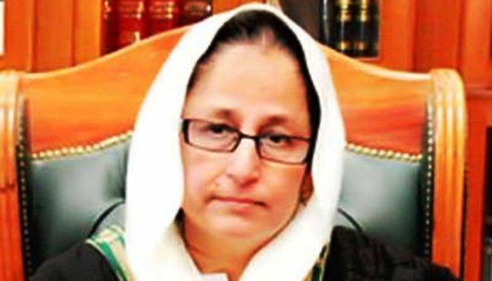 justice tahira safdar