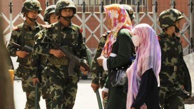 china muslim women