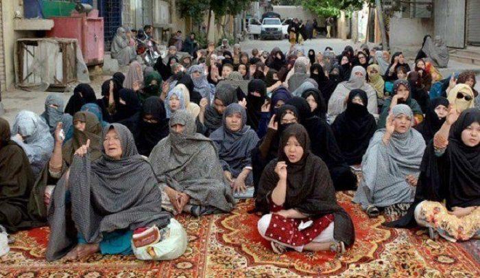 hazara sit in