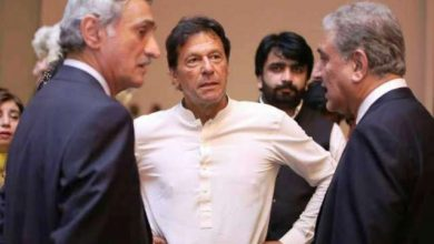 shah mehmood and jahangeer tareen