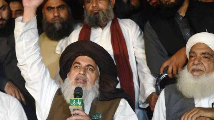 khadim rizwi and afzal qadri