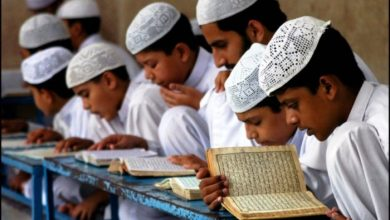 madarsa children