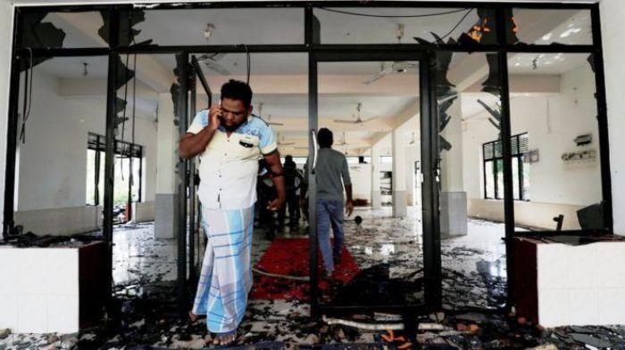 siri lanka mosque