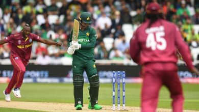 west indies and pakistan