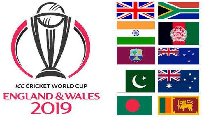 world cup cricket 2019