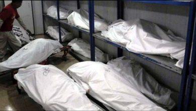 firing dead bodies