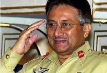 musharraf in uniform