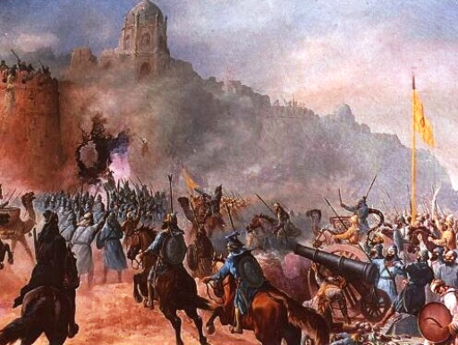 siege of multan