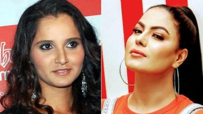 veena and sania