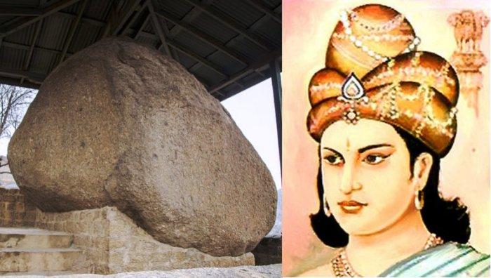 mansehra rock ashoka