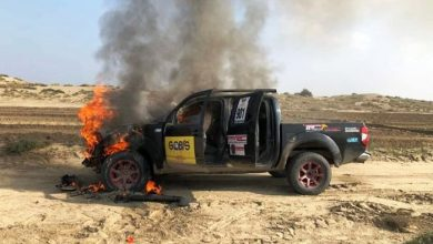 thal jeep raili fire
