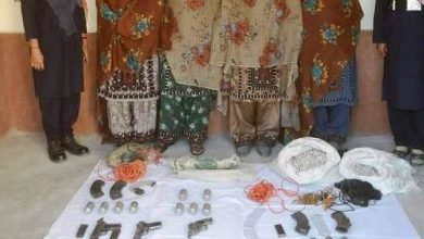 baloch women arrested awaran