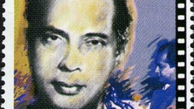 Bimal Roy 2007 stamp of India