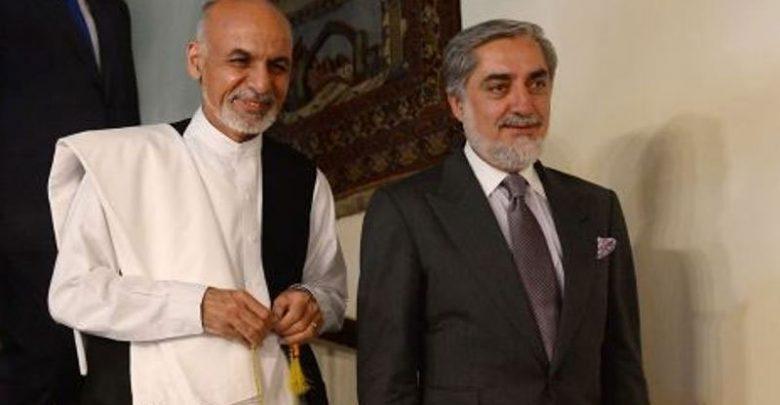 ashraf ghani and abdullah