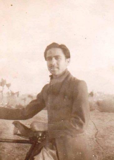 farooq ansari 1945