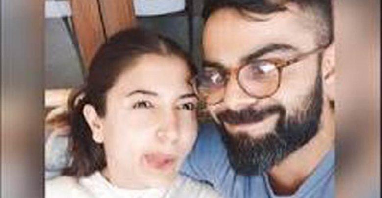 kohli and wife