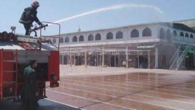 abdali mosque
