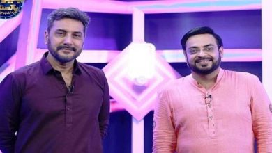 aamir liaqat and adnan siddiqi
