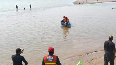 chanab river rescue