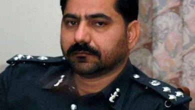 malik mubashar DIG jail